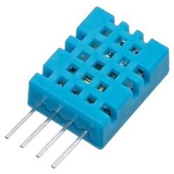 Sensor capacitivo de umidade
