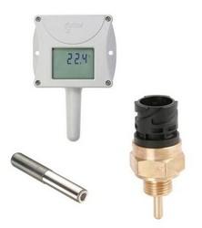 Sensores de temperatura digital