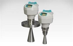 Transmissores de níveis radar